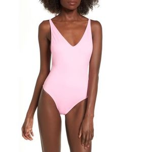 COPY - Topshop Pamela one piece swimsuit